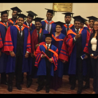 Sri Lanka's first batch of Executive Masters in Information Security passes out