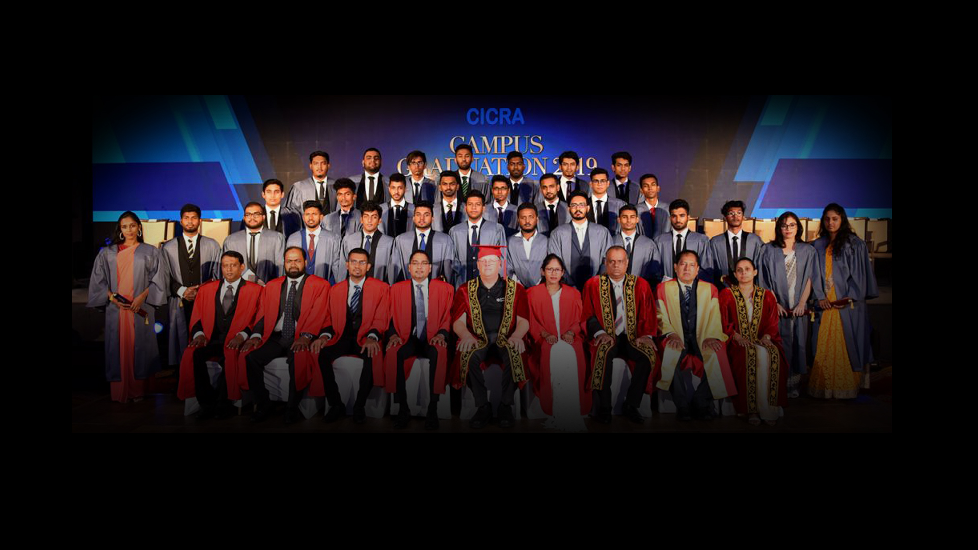 CICRA Campus Graduation 2019