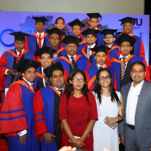 EMSc in information security graduation 2019