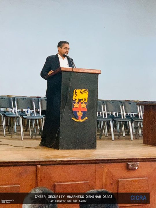 CICRA CSR initiative – Kandy